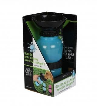 Garrafa de viagem - Azul - 500 ml