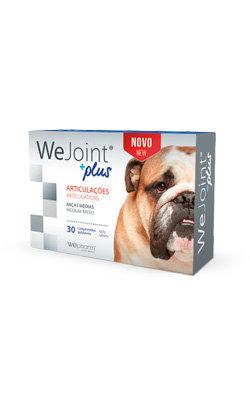 WeJoint Plus Raças Médias 30 Comprimidos