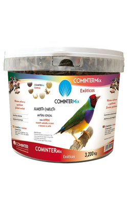 Cominter Mix Exoticos 1,5 kg