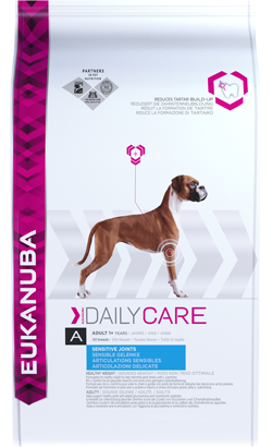 Eukanuba Adult Daily Care Sensitive Joints Chicken 12,5 Kg