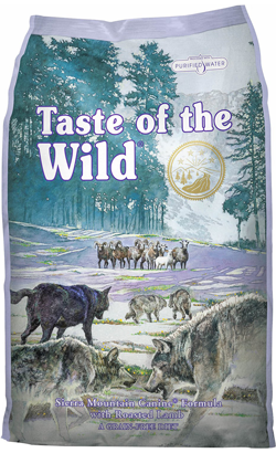 Taste of the Wild Sierra Mountain Canine Formula 12,2 Kg