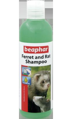 Beaphar Champô para Furões e Roedores 250 ml