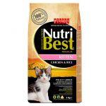 Picart Nutribest Cat Kitten Chicken & Rice 2 kg