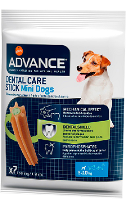 Advance Dog Stick Mini Dental Care 90 g