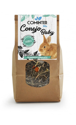 Cominter Mix Nature Baby Coelho 1 kg