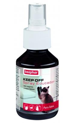 Beaphar Keep Off Spray Educador Gatos 100 ml