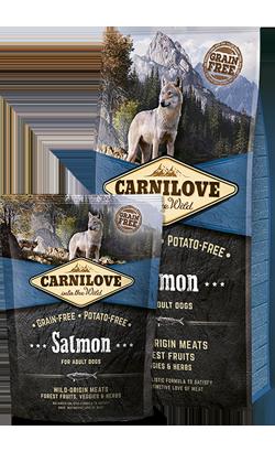 Carnilove Salmon Adult Dog 1,5 kg