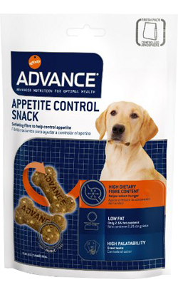 Advance Dog Appetite Control Snack 150 g