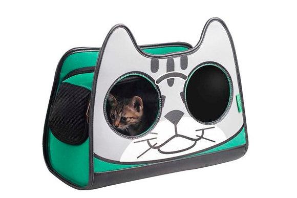 Bolsa para gatos Big Cat - Verde