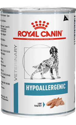 Royal Canin Hypoallergenic Canine (Lata) 12 x 400 g