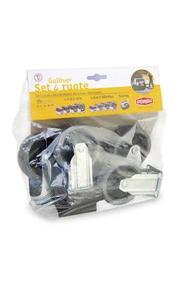 Gulliver Kit 4 Rodas