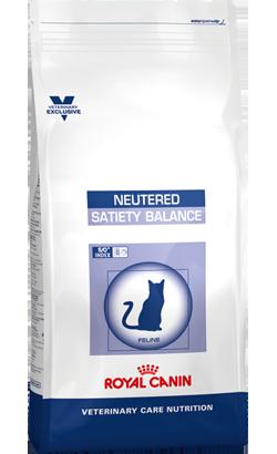 Royal Canin Vet Care Nutrition Feline Neutered Satiety Balance 12 Kg