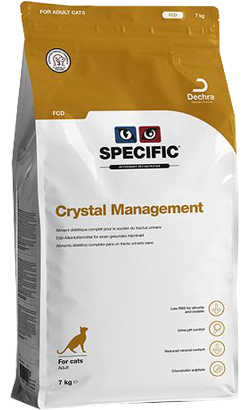 Specific Cat FCD Crystal Management 7 kg