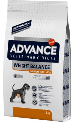 Advance Vet Dog Medium-Maxi Weight Balance 3 kg