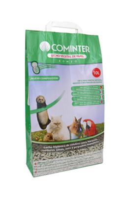 Cominter Litter Grey & Cloe Granulado de Papel 10 L