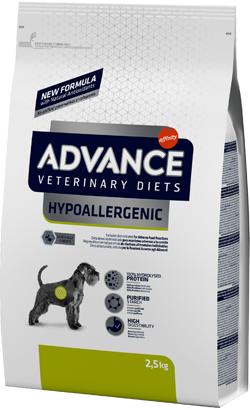 Advance Vet Dog Hypoallergenic 10 Kg