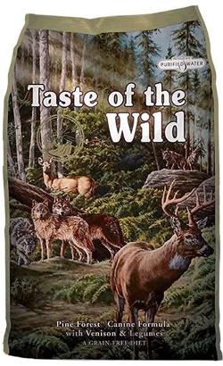 Taste of the Wild Pine Forest Canine Formula 12,2 kg