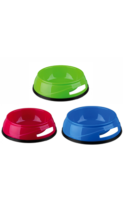 Trixie Plastic Bowl - Cores Sortidas 0,5 L