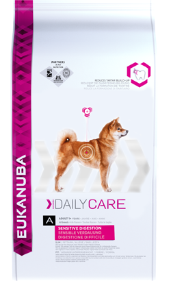 Eukanuba Adult Daily Care Sensitive Digestion Chicken 12,5 Kg