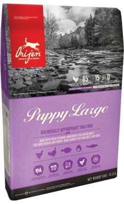 Orijen Puppy Large 11,4 kg