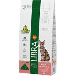 Libra Gato Adulto Salmão e Arroz 1,5 kg