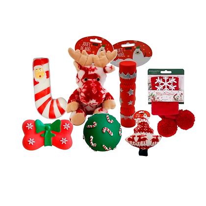 Christmas Box - Cão - 7 peças