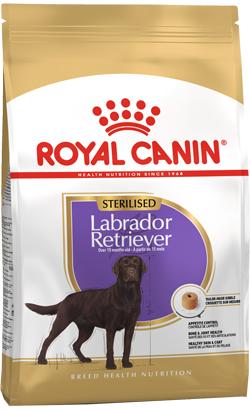 Royal Canin Labrador Retriever Adult Sterilised 12 Kg