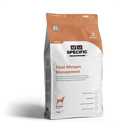 Specific Dog CDD-HY Food Allergy Management 7 kg