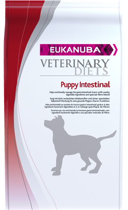 Eukanuba Puppy Veterinary Diets Intestinal 5 Kg