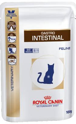 Royal Canin Gastro Intestinal Feline Wet (Saqueta) 12 x 85 g
