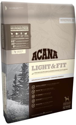 Acana Heritage Dog Light & Fit 6 kg