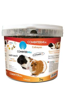 Cominter Mix Porquinho-da-Índia 3 kg