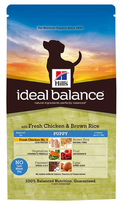 Hills Ideal Balance Puppy with Fresh Chicken & Brown Rice 2 kg