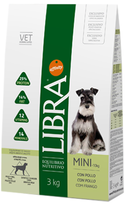 Libra Cão Adulto Mini 3 Kg