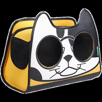 Bolsa para gatos Big Cat - Amarelo