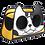 Thumbnail: Bolsa para gatos Big Cat - Amarelo