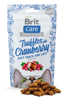 Brit Care Cat Snack Truffles with Cranberry 50 g