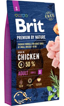 Brit Blue Nature Adult Small Dog 3 Kg