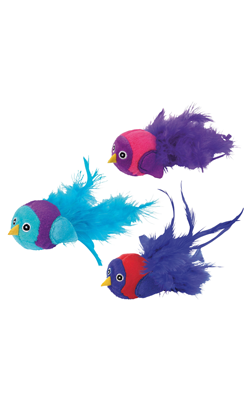 Kong Ball Buddy Birds - 1 Unidade