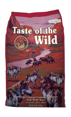 Taste of the Wild Southwest Canyon Canine Formula 12,2 Kg