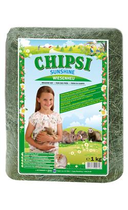 Chipsi Feno Sunshine 1 kg