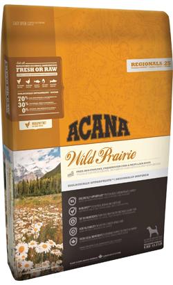 Acana Regionals Dog Wild Prairie 11,4 kg