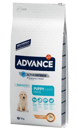 Advance Dog Maxi Puppy Chicken & Rice 3 Kg