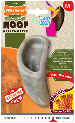 Nylabone Wild Alternative Hoof