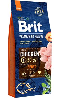 Brit Blue Nature Sport 15 kg