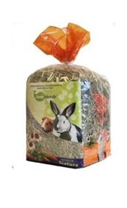 Cominter Feno Home Friends Cenoura & Equinacea 500 g