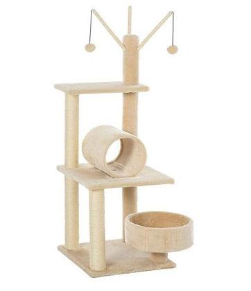Arranhador Play and Sleep - Altura 121 cm