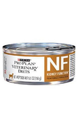 Purina PVD Feline NF - Renal Function 24 x 195 g