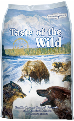 Taste of the Wild Pacific Stream Canine Formula 2 Kg