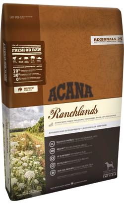 Acana Regionals Dog Ranchlands 340 g